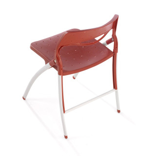 Arco Chair Burgundy