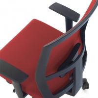 Kendo Chair Burgundy