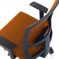 Kendo Chair Orange