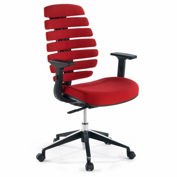 Spine Chair Red