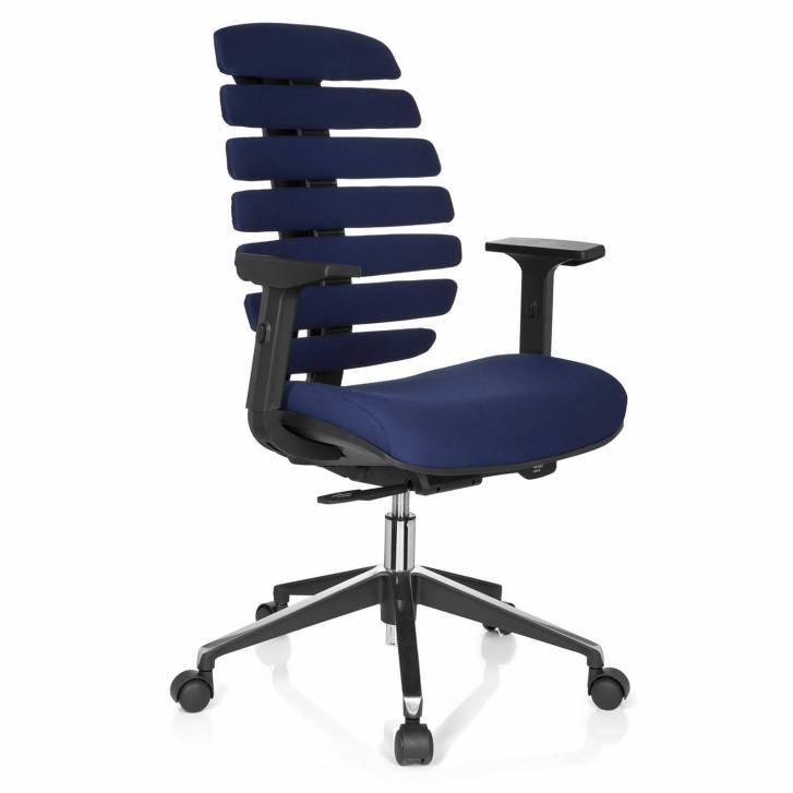 Spine Chair Blue