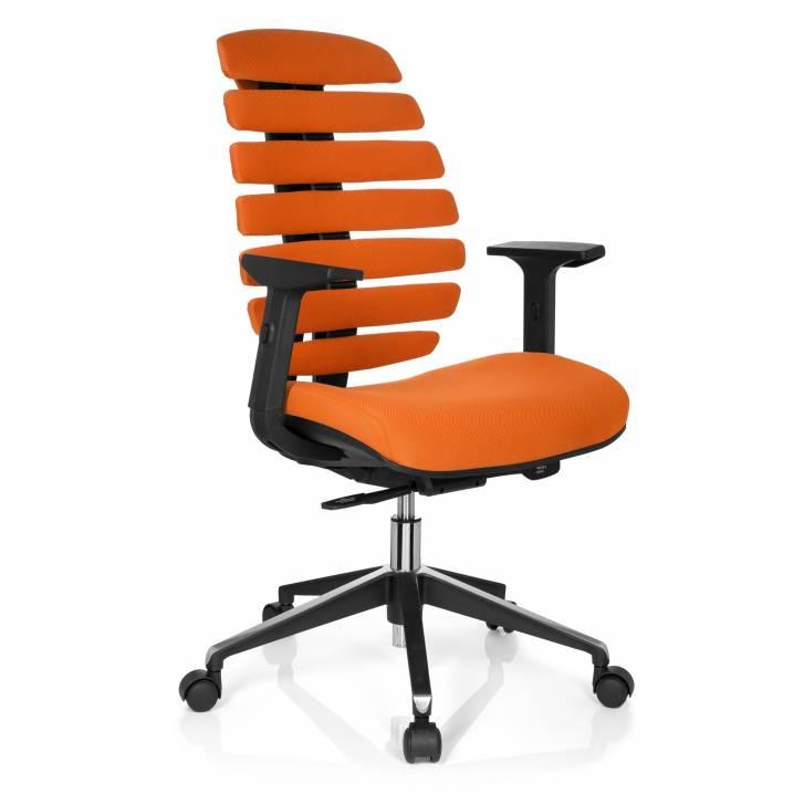 Spine Chair Orange
