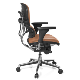 Keystone Chair Leather Latte