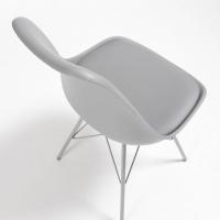 Nordic Chair Metal Grey