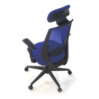 Silla Belinda azul