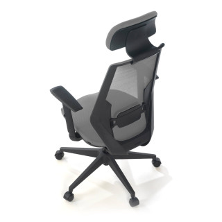 Belinda Chair Grey