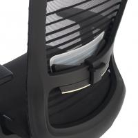 Tesla Stuhl schwarz