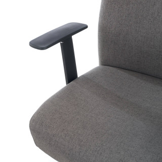 Silla Smith gris plomo