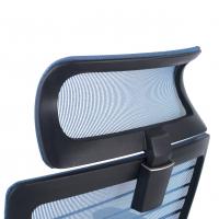 Silla Tesla azul