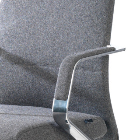 Sillón Hannover Cashmere gris