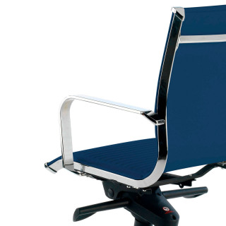 Croma Armchair Low Blue