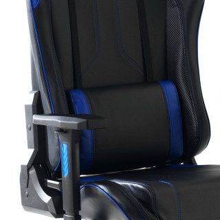Gaming Stuhl Helix blau