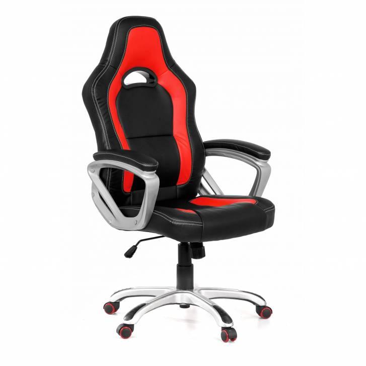 Dakar Gaming Chair Red