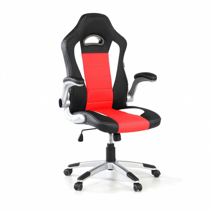 Lotus Gaming Chair Red