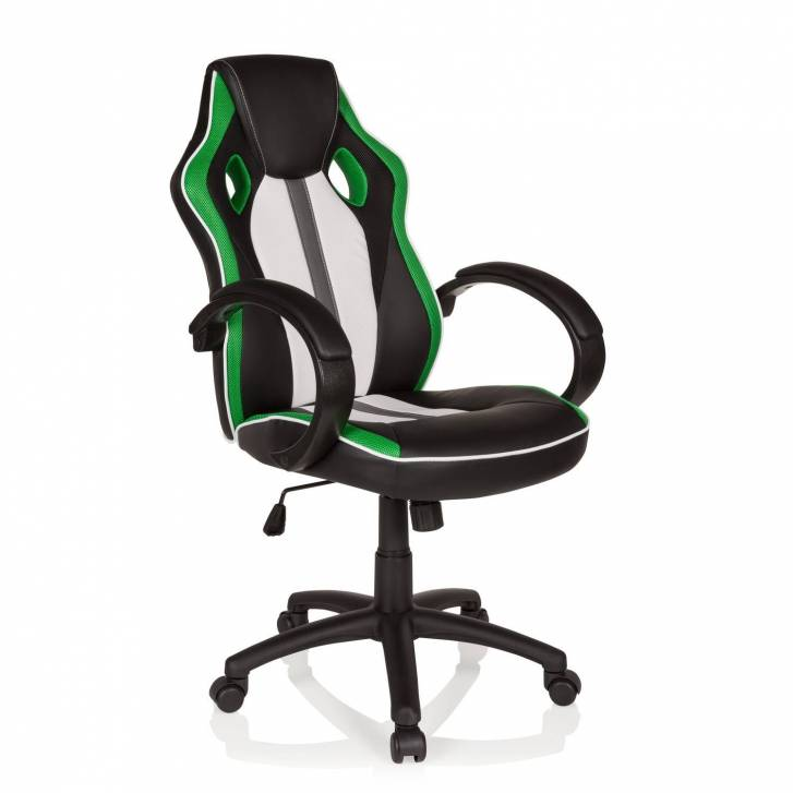 Kubika Gaming Chair Green