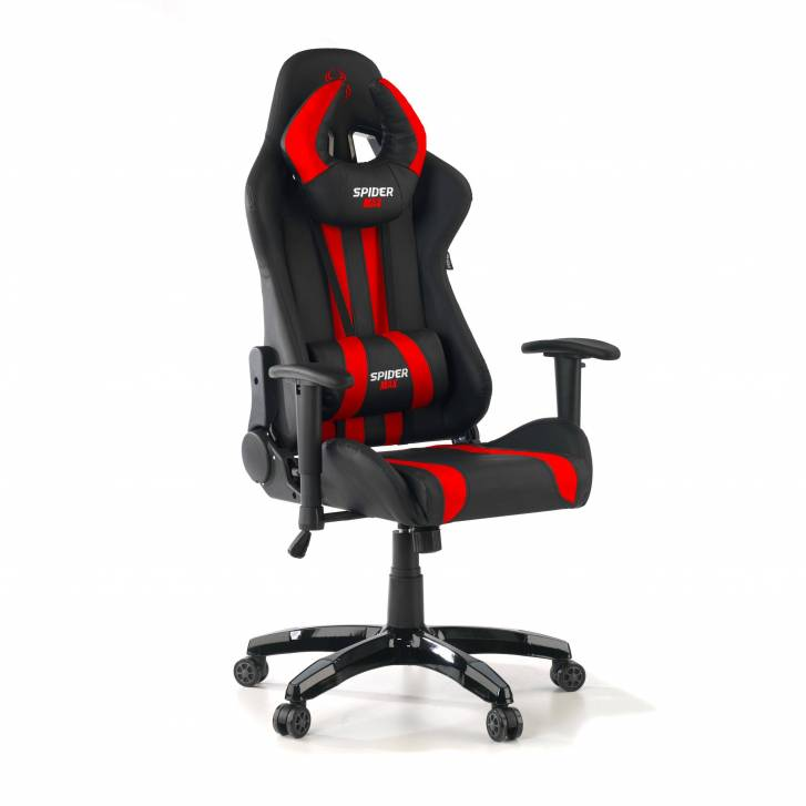 Spider Gaming Chair Red