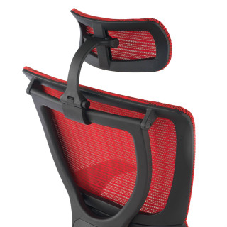 Android Chair Mesh Red