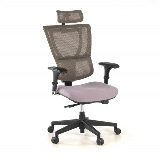 Silla Android red gris