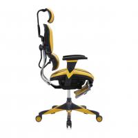 Silla Ergoplus gaming amarillo