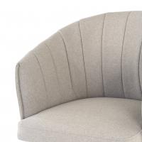 Orlando Chair Swivel Grey