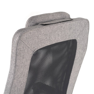 Boxer Chair Mesh Grey
