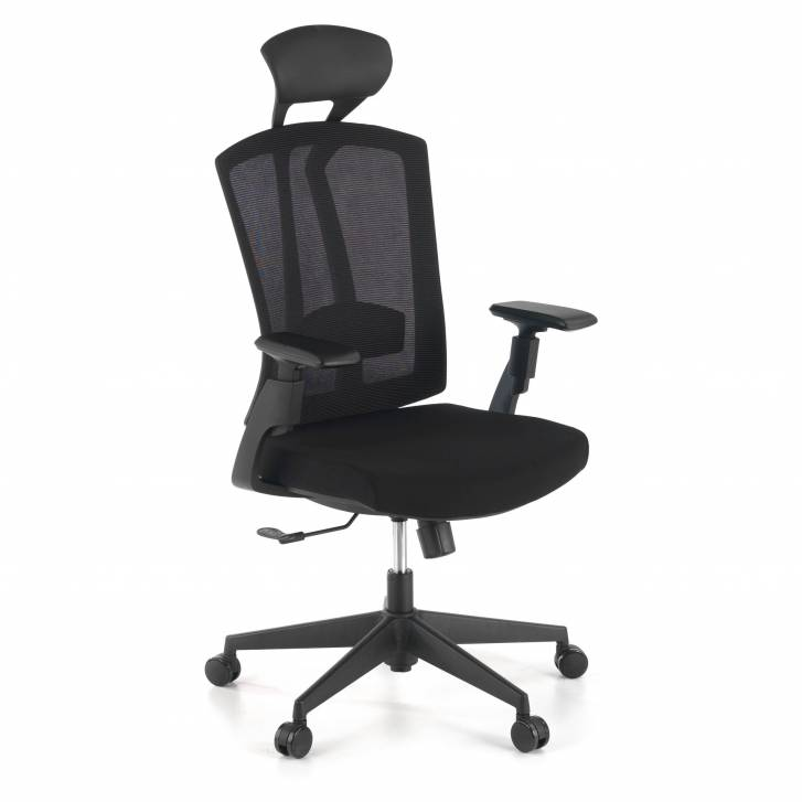 Baron Chair Mesh black