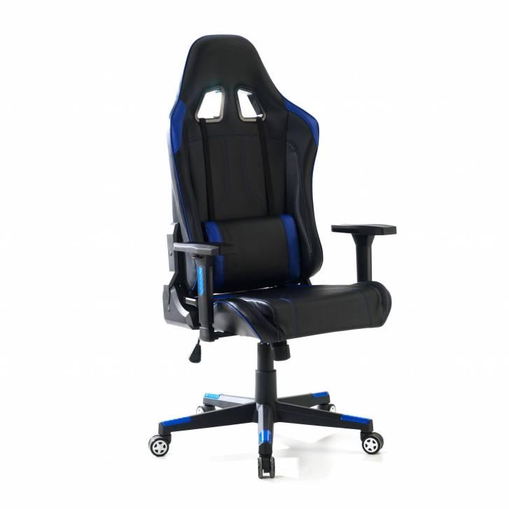 Silla Gaming Helix Azul