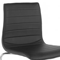 Cube Chair 4-legged Chrome...