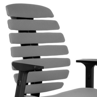 Spine Chair Grey