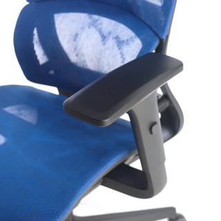 Vortex Chair Mesh blue