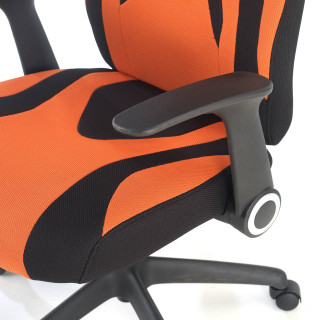 Turbo gaming chair orange