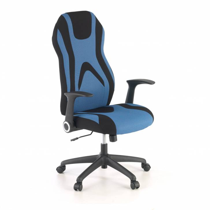 Turbo gaming chair blue