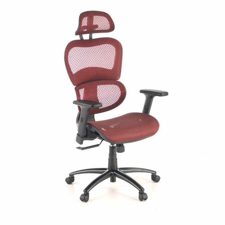Ergocity chair red