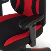 Silla Gaming Titan roja