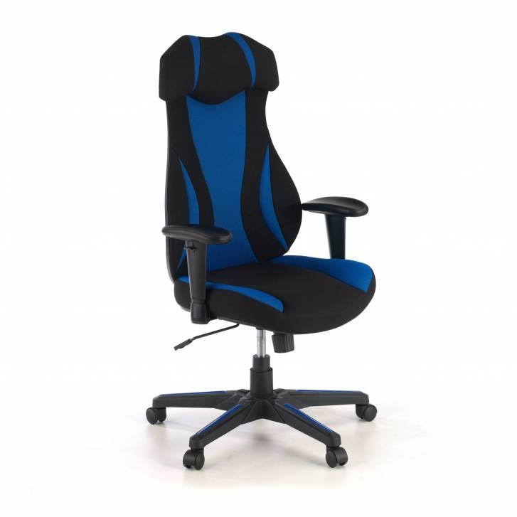 Silla Gaming Titan azul