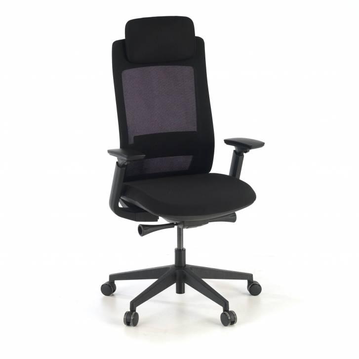 Gesture chair black