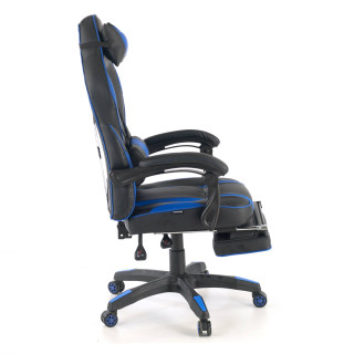 Logan gaming chair blue