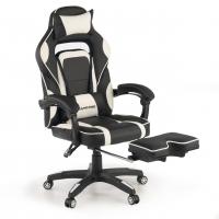 Logan gaming chair white