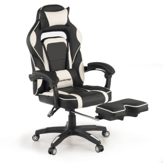 Silla Gaming Logan blanco