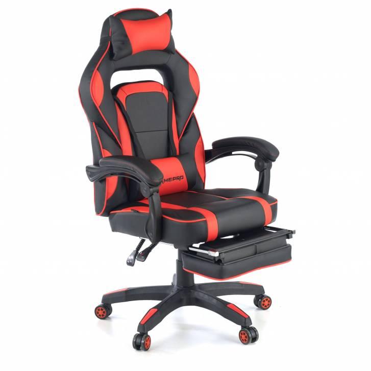 Silla Gaming Logan rojo