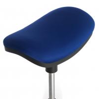 Wabler-Hocker blau