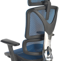 Zenith Chair Pro Black