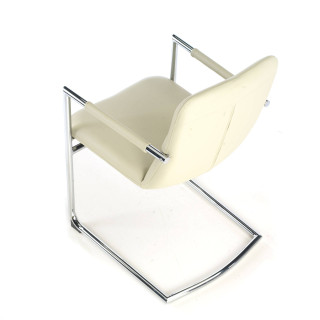 Oslo Chair Cantilever beige