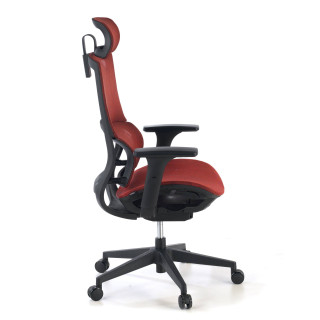 Vortex Chair Mesh red