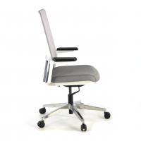 Pacific Stuhl weiß grau