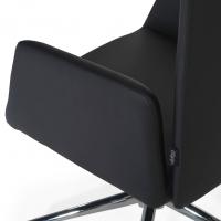 Briget Stuhl schwarz