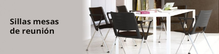 Sillas de salas de reuniones - Sillas para meetings  Ofichairs