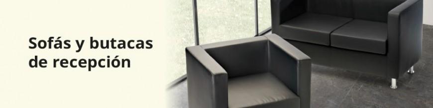 Sofas, butacas, sillas y sillones de recepción | Ofichairs