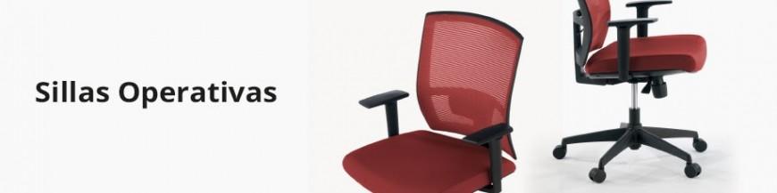 Sillas operativas y sillas de oficina giratorias | Ofichairs